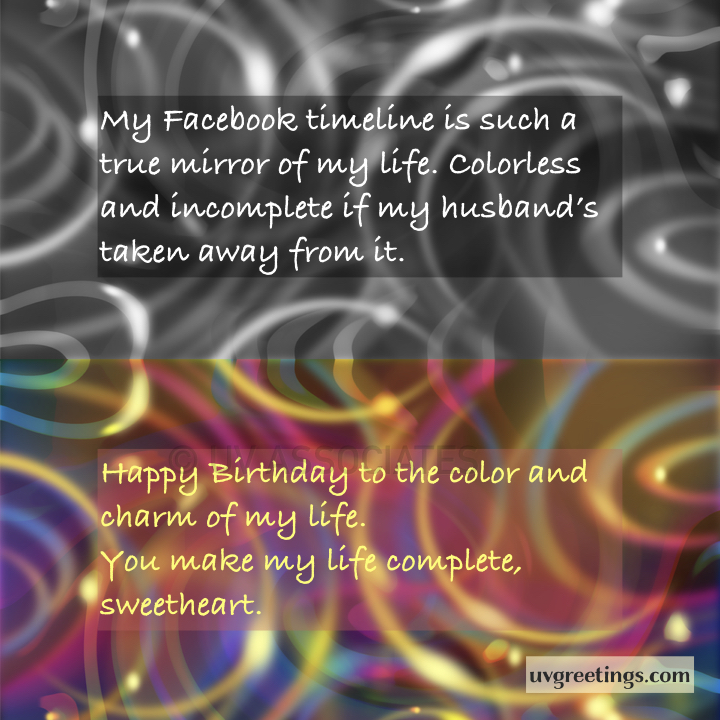 151 Birthday Wishes for Husband - Poems, Messages and Quotes