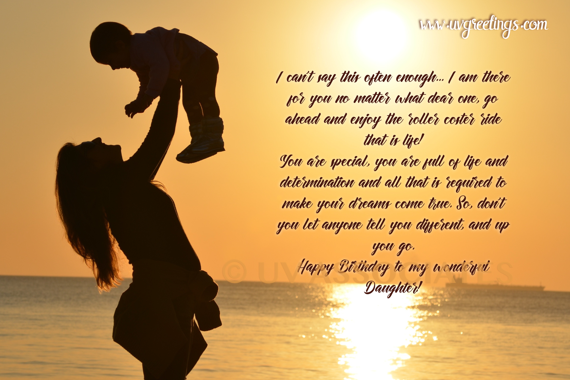 Happy Birthday Daughter Quotes Texts And Poems From Mom