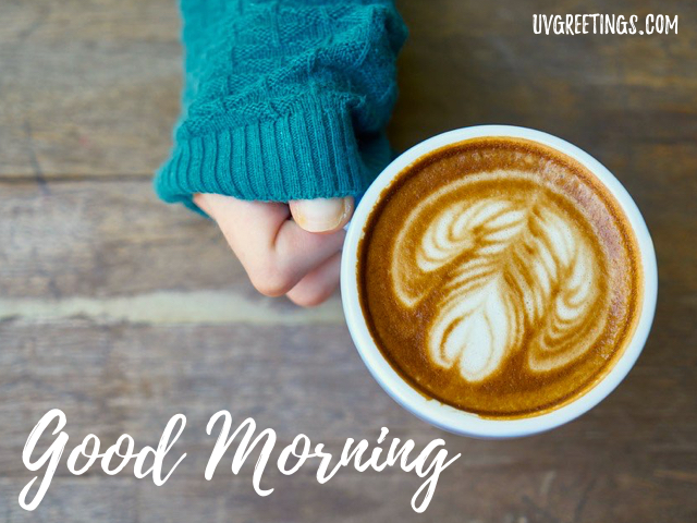 Good Morning Script - Morning Coffee