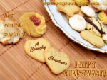 Happy Christmas - Cookies for a Crunchy Christmas